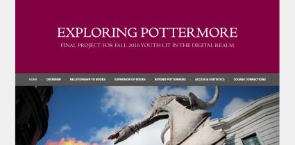 exploringpottermore-website