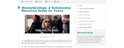 money4college