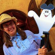 Attractions Hostess at Walt Disney World